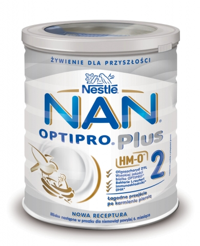 NAN OPTIPRO Plus 2 HM O